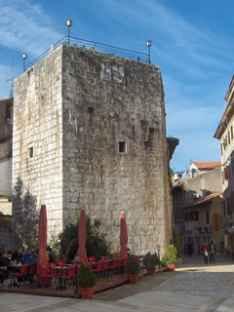 Porec Tower, Istria