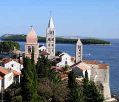 rab island croatia