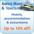Hotels, accommodation & excursions - Aurea International
